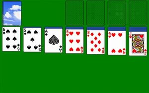 карты игра пасьянс играть